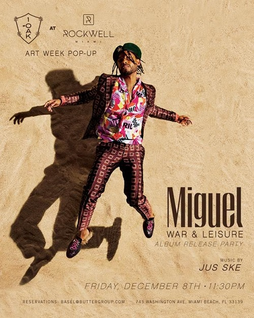 butter miguel