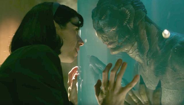 Guillermo Del Toro shape of water