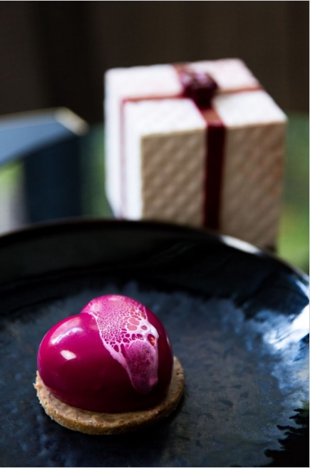 White Chocolate & Raspberry Gift from QT Melbourne