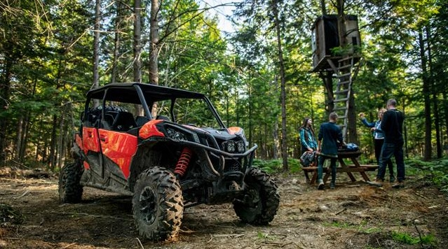 Hombre1 Com New Can Am Off Road Vehicles Unveiled
