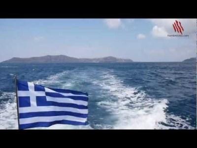 Espectacular Santorini [vídeo de la llegada]