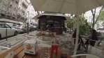 Disfrutar de la vida es comer en una terraza en Lisboa