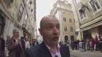 La entrada secreta a las galerías romanas de Lisboa que sólo abren 3 días al año