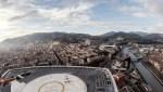 Bilbao a vista de dron