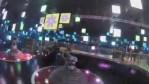 Bailando con los Robots, sensaciones fuertes en Futuroscope