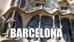 Barcelona, de paseo por la ciudad (vídeo)