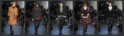 Jean Paul Gaultier: Semana de la Moda de Paris