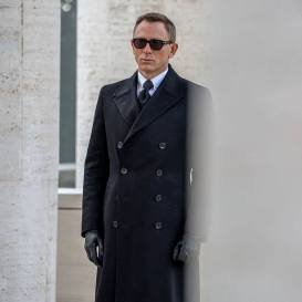 Daniel Craig, un James Bond que viste de Tom Ford (7)