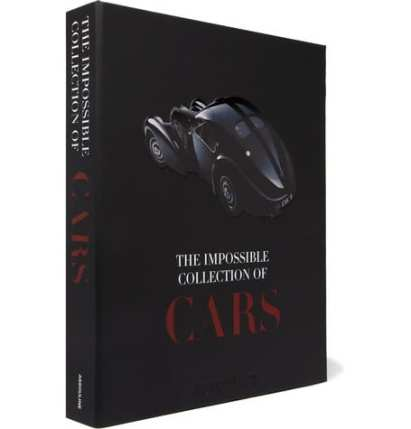 the-impossible-collection-of-cars-libro
