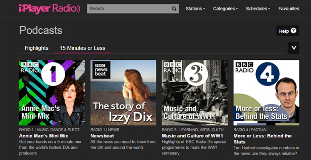 Tips to get more from BBC iPlayer   BT iPlayer tips podcasts