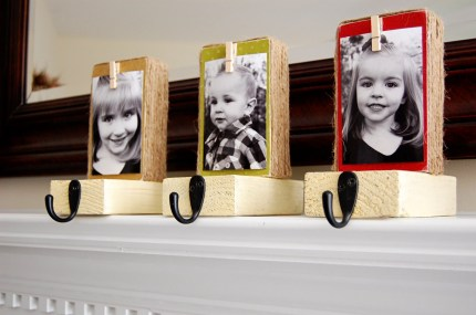 Photo Stocking Holders