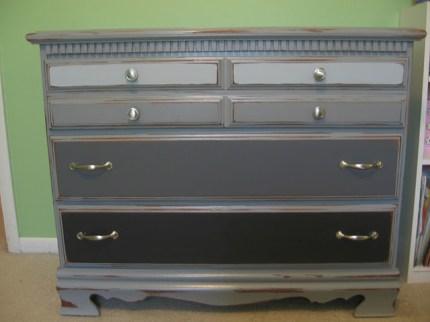 Paint Chip Dresser