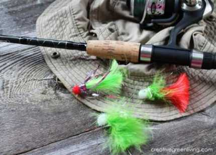 Homemade Fishing Lures