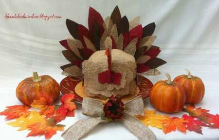burlap-turkey
