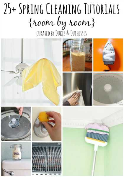 25-spring-cleaning-tutorials