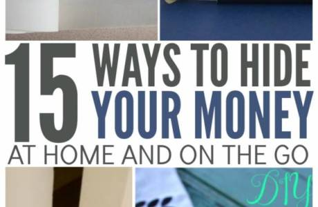 Ways to Keep Your Money Out of Sight