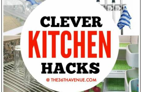 Clever Kitchen Hacks That Will Make Your Life So Much Easier