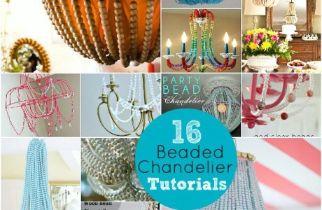 DIY Chandelier Projects You Will LOVE