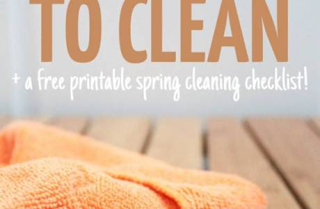 Don't Forget to Clean These 5 Areas!