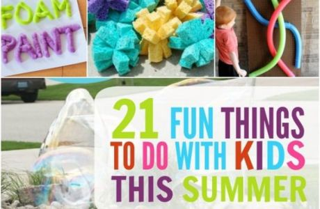 Don't Let Summer Boredom Get the Better of Your Kids