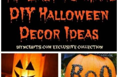Easy Halloween Decor You Can DIY