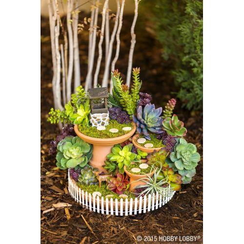 Medium Crop Of Christmas Fairy Garden Ideas