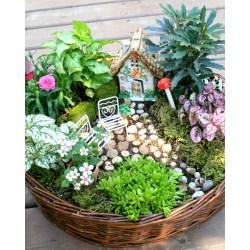 Precious 2018 Fantasy Garden Design Bazaars Diy Miniature Fairy Garden Ideas Outdoor Garden Sales garden Fantasy Garden Designs