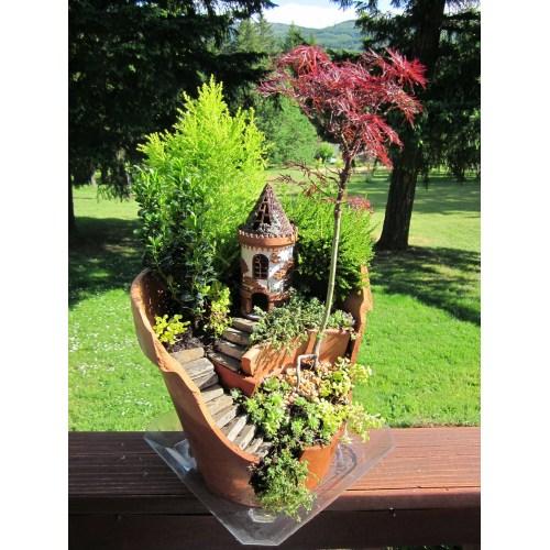 Medium Crop Of Homemade Fairy Garden Items