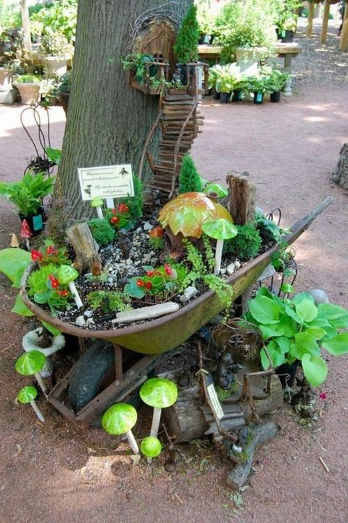 Medium Of Miniature Trees For Fairy Gardens