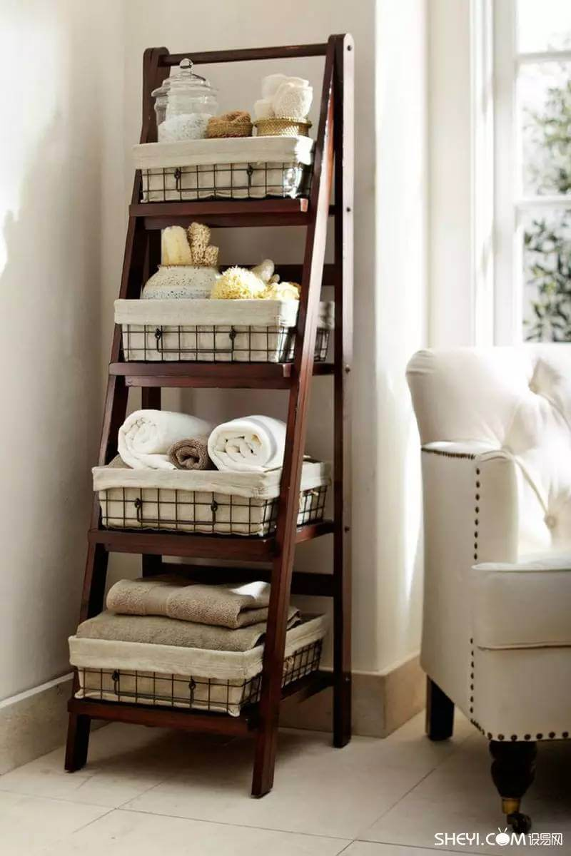 Fullsize Of Small Storage Shelves For Bathrooms