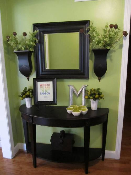 Medium Of Small Entryway Table