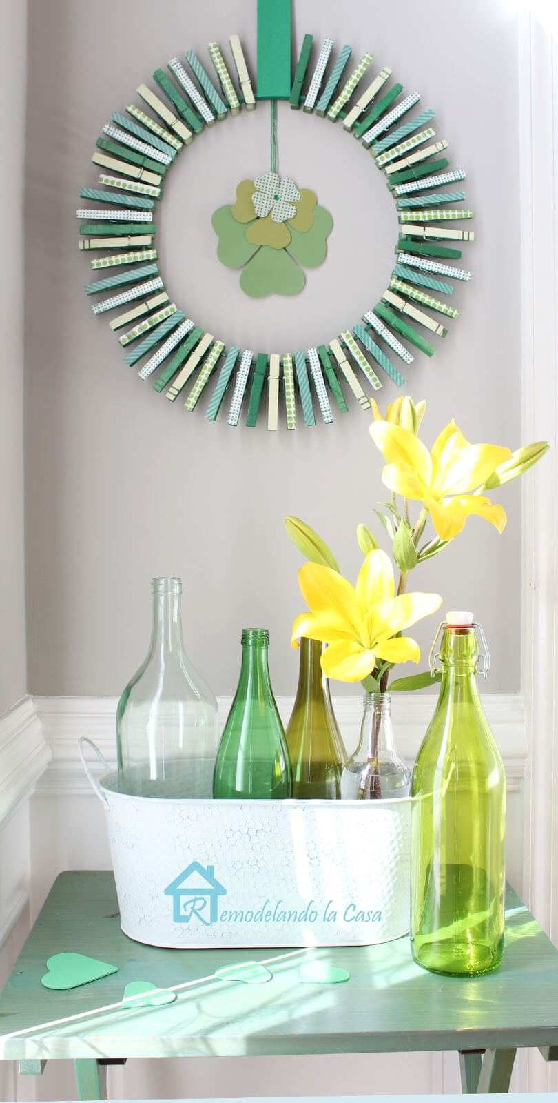 Comfy Ideas 2018 St Patrick S Day Decorations Classroom St Patrick Day Decorations Pinterest Diy Day Clospin Wreath Diy Day Decorations curbed St Patricks Day Decorations