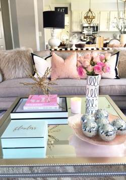Small Of Coffee Table Decor