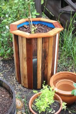 Supple Diy Octagonal Garden Planter Project Diy Pallet Wood Planter Box Ideas Designs 2018 Diy Pallet Herb Garden