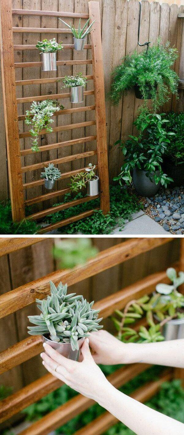 Fullsize Of Outdoor Hanging Herb Garden