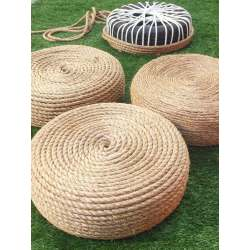 Enchanting 2018 Diy Backyard Project Ideas Backyard Summer Project Ideas Rope Covered Recycled Tire Seats Backyard Project Ideas Designs