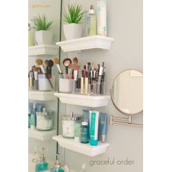 Small Crop Of Images Of Bathroom Shelves