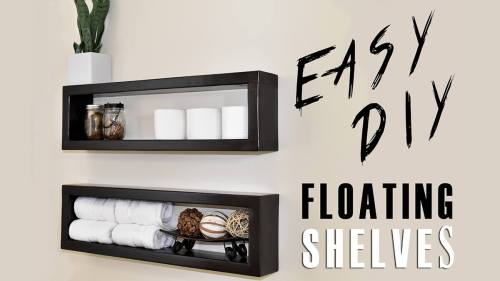 Medium Of Floating Wall Shelves Ideas