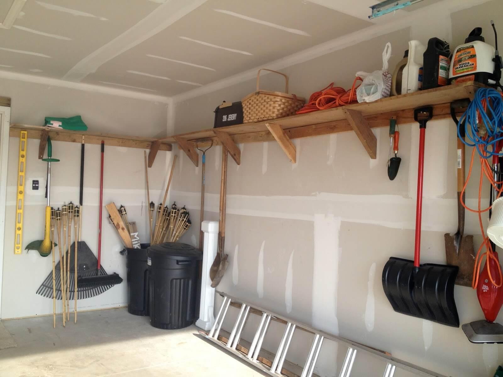 Fullsize Of Garage Wall Ideas