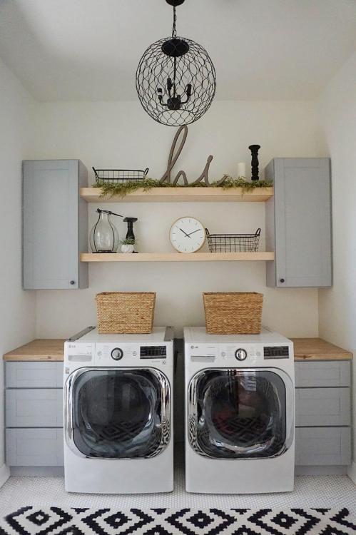Medium Of Laundry Room Decor