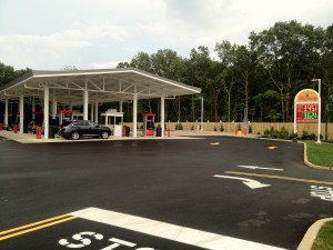 Galloway Wawa gas station