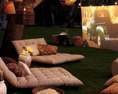 lawn cinema