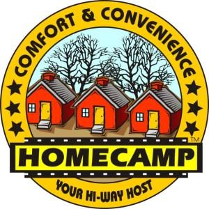 HOMECAMP main logo