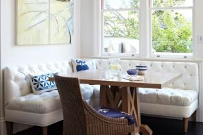 11 Absolutely Stunning Corner Dining Table For Your Home
