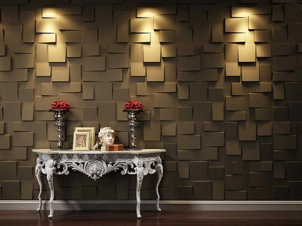 Cool Wall Panel Design