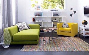 Mixing Furniture Colors