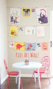 Kid Friendly Art Center