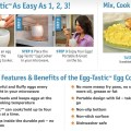 Egg–Tastic™ Egg Cooker