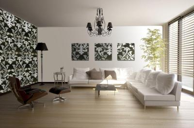 Wallpapers for Living Room Design Ideas in UK