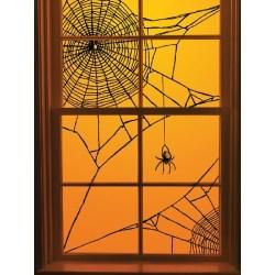 Small Crop Of Halloween Window Decorations